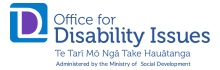 Go to the Office for Disability Issues Website