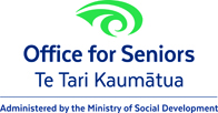 Office for Senior Citizens logo