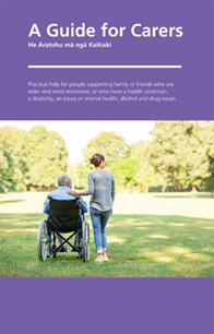 A Guide for Carers