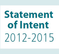 Statement of Intent 2012 - 2015