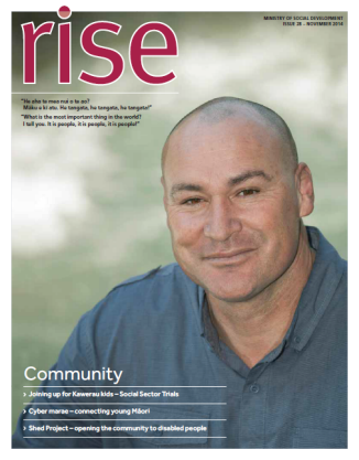 Rise issue 28